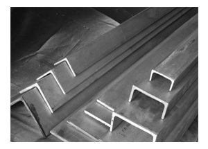 Steel Angle and Steel Channel
